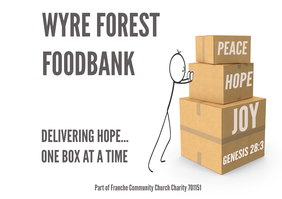 Wyre Forest Food Bank